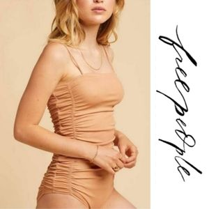 🆕️Free People Intimately Ruched Bodysuit